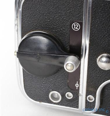 Hasselblad C12 Quick Winding Crank Classic V 12 16 24 Film Backs Lot Of 2