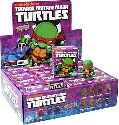 The Loyal Subjects TMNT Action Vinyl Wave 1 Blind Box Sealed Case of 16 - NEW!!!