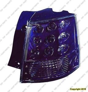 Tail Lamp Passenger Side High Quality Mitsubishi Outlander 2007-2009