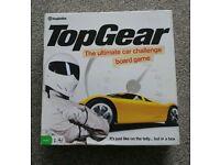 TOPGEAR BOARD GAME - THE ULTIMATE CAR CHALLENGE – IMAGINATION
