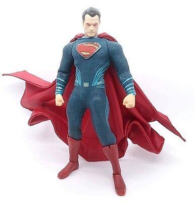 Red Superman Cape (SU-C-MZS: Red Wired Cape for Mezco One:12 BvS Superman (No)
