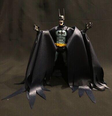 Kc-Bat-Vp: Custom Stoff Umhang für Dc Comics Unbegrenzte Vampir Batman (No Figur