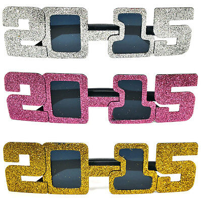 3 Pairs NEW Years Eve Novelty Sun Glasses Class of 2015 Graduation Party](New Years Eve Novelties)