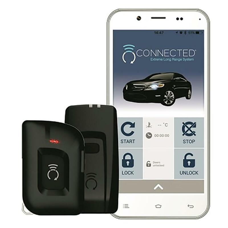 Omega Connected Extreme Range 1.5 Mile SmartPhone Control Kit