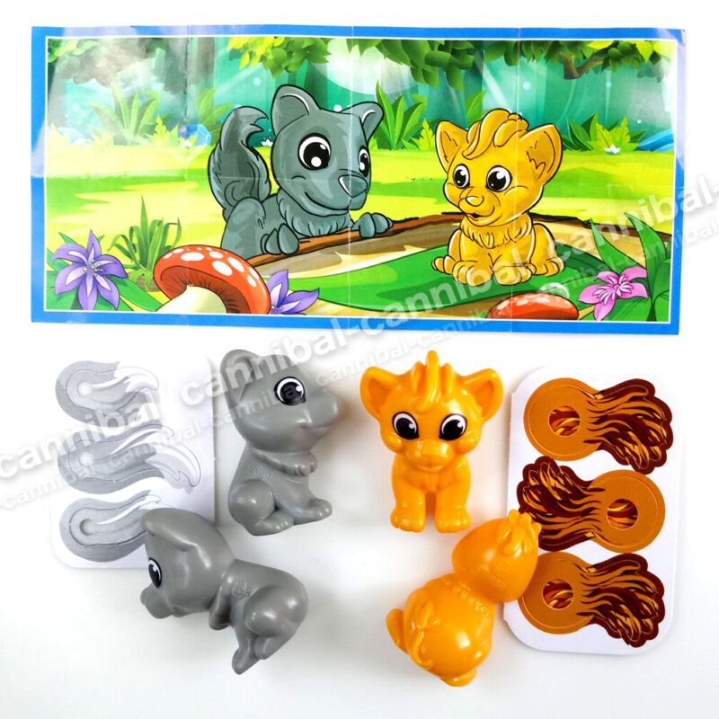 Surprise Eggs Toy set of 3 BABY DINOSAURs SE707 SE709 SE708 ~ KINDER Joy