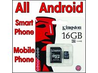 16gb Micro sd hc Memory Card For Samsung Galaxy S3 S4 S5 S6 Note2 Note3 Note4 Mobile Phone Tablet