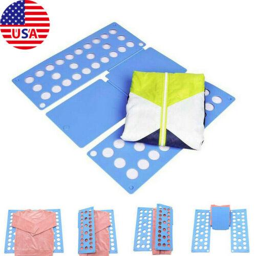 T-Shirt Folder Board Clothes Laundry Organizer Fast Magic Fold Child Large US