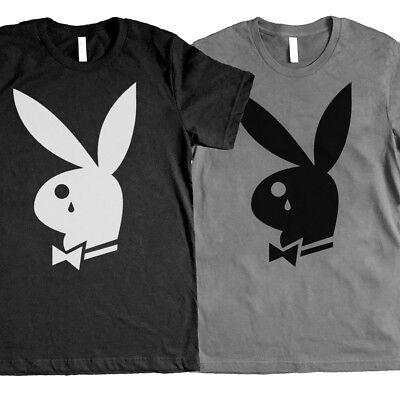 Hugh Hefner Crying Playboy Bunny T Shirt