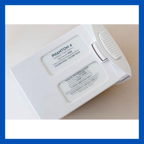 DJI High Capacity Lithium-Polymer Battery for DJI Phantom 4 Series White P4 PART 64 INTELLIGENT FLIGHT
