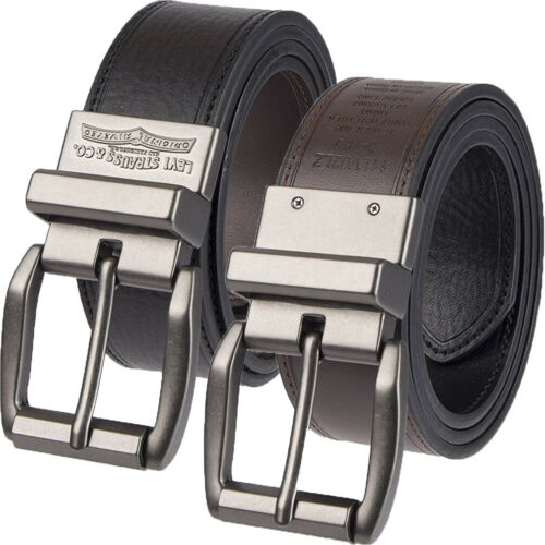 Levis Leather Belt Men 40mm Reversible Leather Belt 11lv02lz