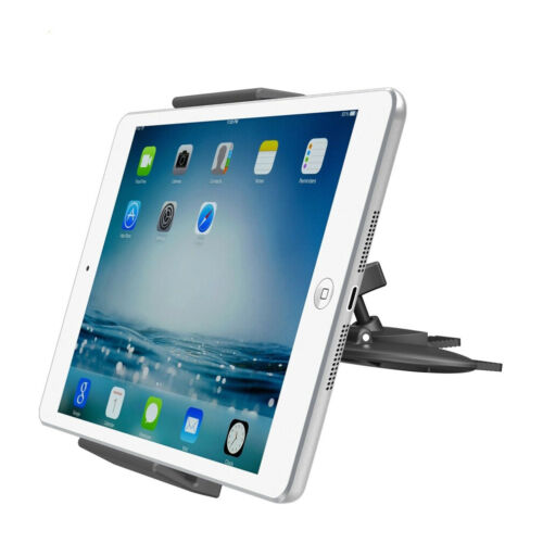 Heavy Duty Car Magnetic CD Slot Mount fr iPad Universal 4-10