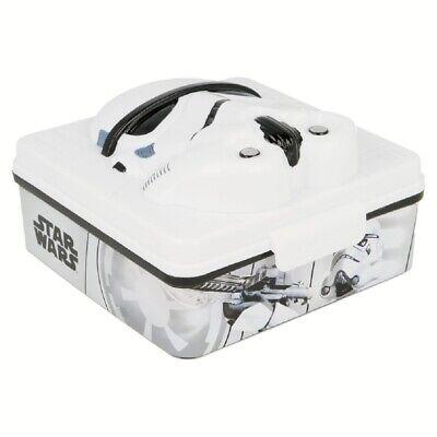 Star Wars Stormtrooper 3D Brotdose Lunchbox ()