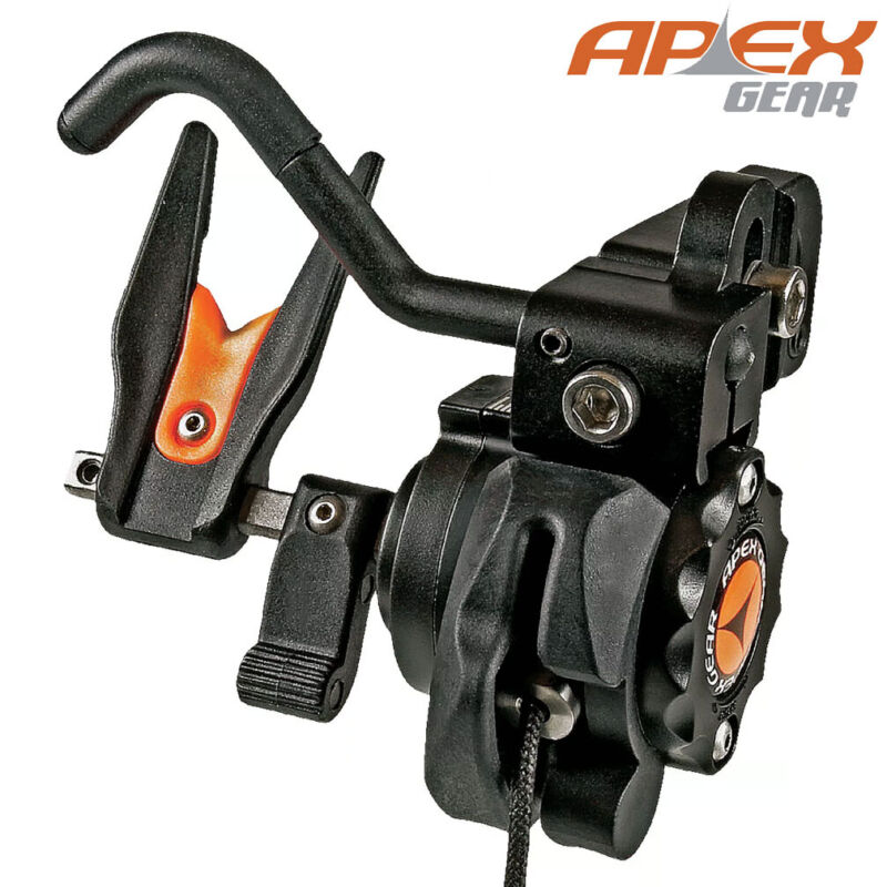 Apex Gear Covert Arrow Rest (RH)- Black