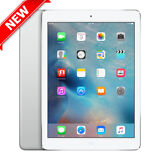 Apple iPad Air MD788LL/A 16GB, Wi-Fi, 9.7in - Silver  FACTORY SEALED!