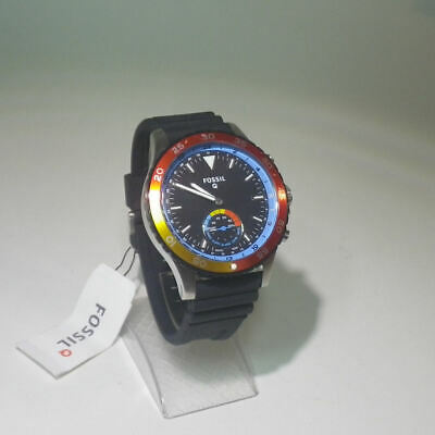 FOSSIL Hybrid Smartwatch - Model: FTW1124 - The Crewmaster Q