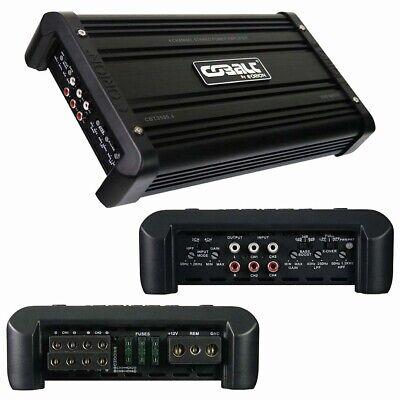 Orion CBT35004 Cobalt 4 Channel Amplifier 3500 Watts Max