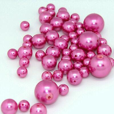 Plastic Pearls Marble Beads Vase Filler Table Scatter BULK