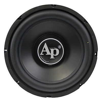 "NEW AP 15"" DVC Subwoofer Bass.Replacement.Speaker.4ohm.Car Audio Sub.1500w.15in"
