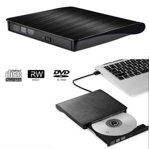 USB 3.0 /2.0 External Driver Recorder High Speed CD/DVD Burn