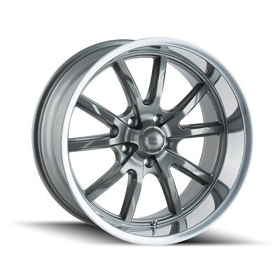 CPP Ridler 650 wheels 17x7 + 17x8 fits: CHEVY S10 BLAZER SONOMA for sale  USA