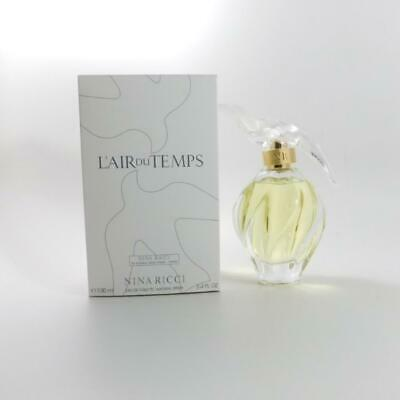 L'air Du Temps by Nina Ricci EDT for Women 3.4oz - 100ml *NEW IN TST BOX*