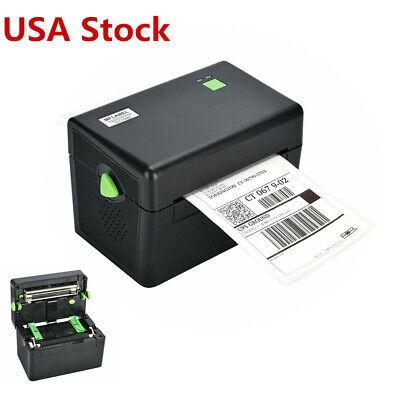 Barcode Label Printing (4x6 Thermal Shipping Label Barcode Printer Desktop Label Print For)