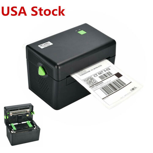 4x6 Thermal Shipping Label Barcode Printer Desktop Label Pri