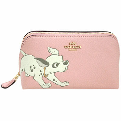 Mint Coach Pouch 91785-Imaom Cosmetic Makeup Bag Disneyxcoach Case 17 With