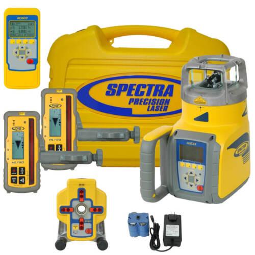 Spectra Precision UL633N Universal Laser Level Kit