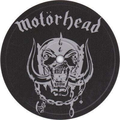 Motorhead - Iron Fist. Record label vinyl sticker