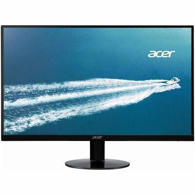 "Acer SAO 23.8"" LED Widescreen Monitor Full HD 1920 x 1080 4ms 60Hz (IPS)"