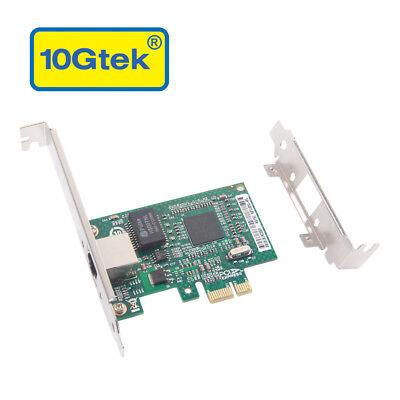 Broadcom Bcm5751 Chip 1G Gigabit Pci E Desktop Network Card Nic  Pcie Card