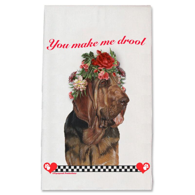 Bloodhound Valentine