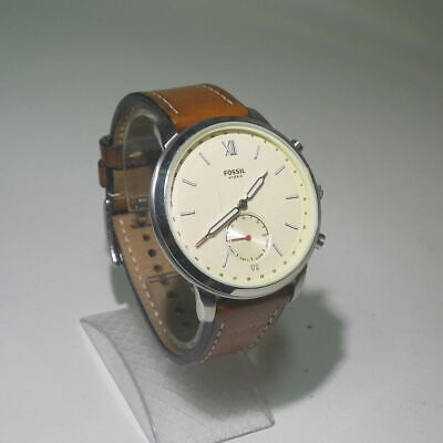 FOSSIL Hybrid Smartwatch - Model: FTW1177 - The Neutra Q