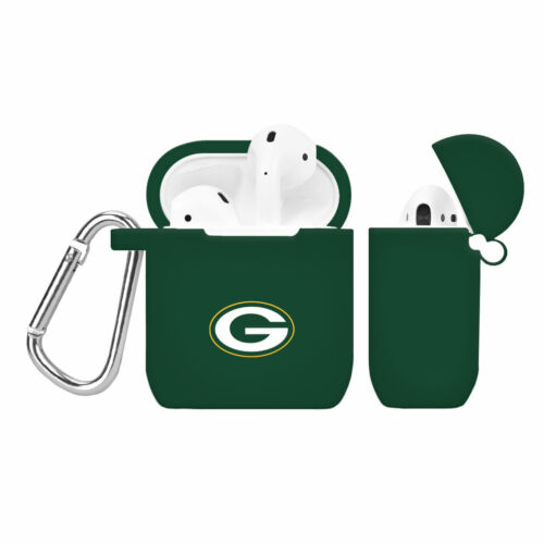 Green Bay Packers Silicone Cover Compatible With Apple AirPod Case