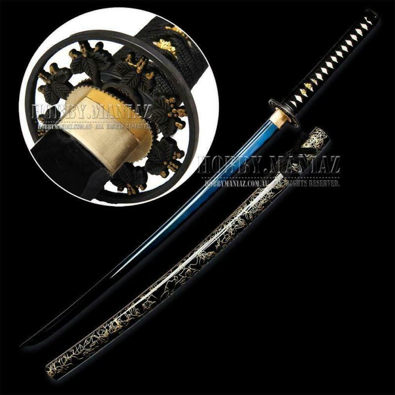 Hand-Forged Full Tang Japanese Samurai Katana Collection-V