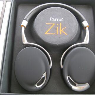 PARROT ZIK HEADPHONES - LIKE BRAND NEW Darlinghurst Inner Sydney Preview