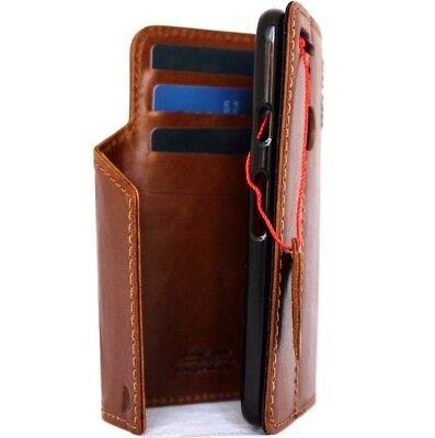 Vintage Genuine Leather Case For Google Pixel Xl Wallet Cover Book Magnetic Rfid