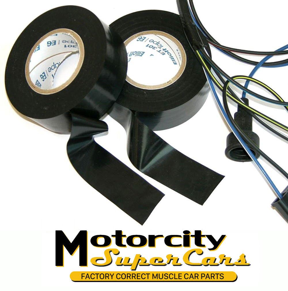 67 68 69 70 71 72 Chevelle Camaro Nova Wiring Harness tape OEM