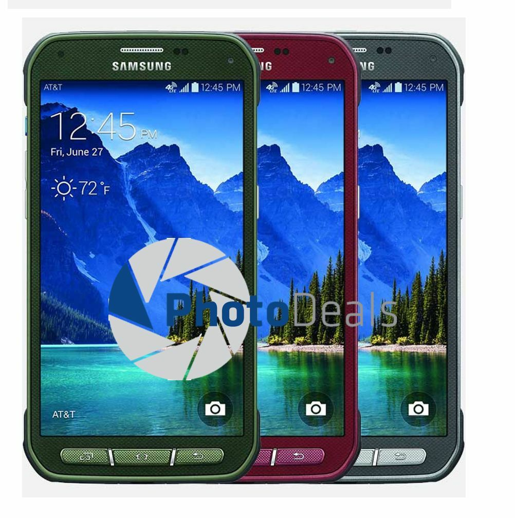 samsung galaxy s5 active 5 1 16gb unlocked 4g lte. Black Bedroom Furniture Sets. Home Design Ideas