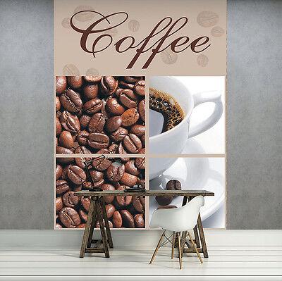 FOTOTAPETE FOTOTAPETEN TAPETE TAPETEN WANDBILD FOTO COFFEE CAFFE TASSE 3FX114P4A
