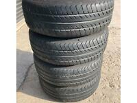 Tyres 215/65R16C 4 Same Continental