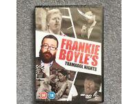 Frankie Boyle - Tramadol Nights DVD