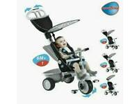 Reduced!! Smart Trike 4 in 1 for babies and toddlers Excellent Condition Bike