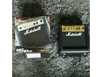Marshall amp