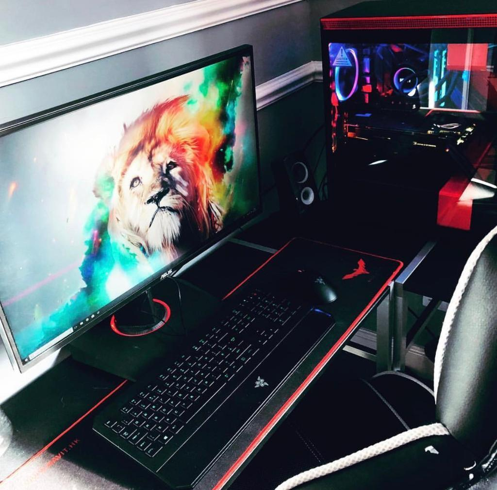 ASUS RoG 1440p 144hz g-sync monitor | in Hull, East Yorkshire | Gumtree