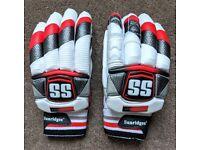 SS Sunridges Super Test Cricket Batting Gloves