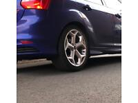 2013 Focus st 3 alloys 18inch