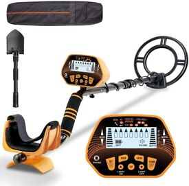 NEW SUNPOW Metal Detector High Accuracy Metal Detector for Adults & Kids, LCD Display