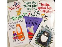 As new Bundle of 6 Classic Children's Books in excellent condition Monkey Animal best jumper